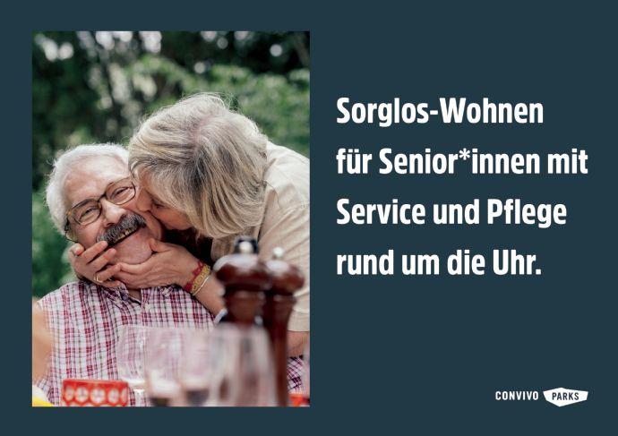 Convivo Park Oberneuland - Sorglos Wohnen für Senioren mit Pflege und Service rund um die Uhr