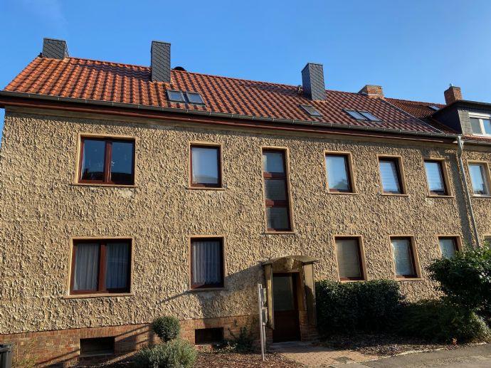 schicke kleine 1-Raum-Wohnung im Herzen der Stadt Calbe