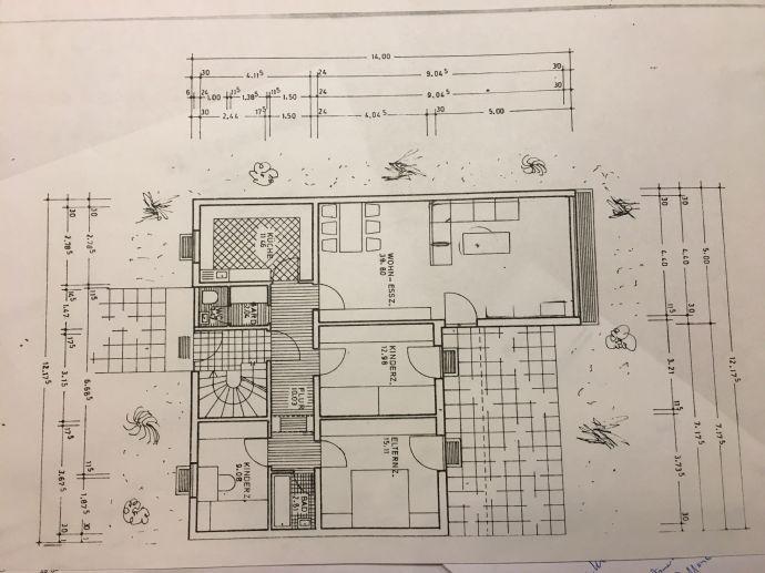 Perfekte Aufteilung auf 104 m² und 4 Zimmer. Hier ist man zuhause!