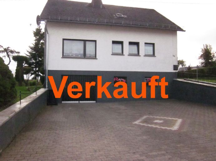 Kompaktes freistehendes Einfamilienhaus in Bleialf