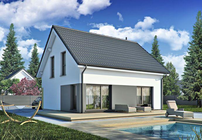 Schlüsselfertiges Einfamilienhaus in Ranis