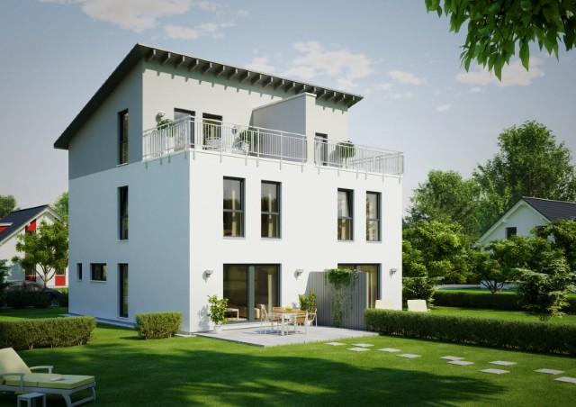 Ein Haus - 2 Familien - KFW 55