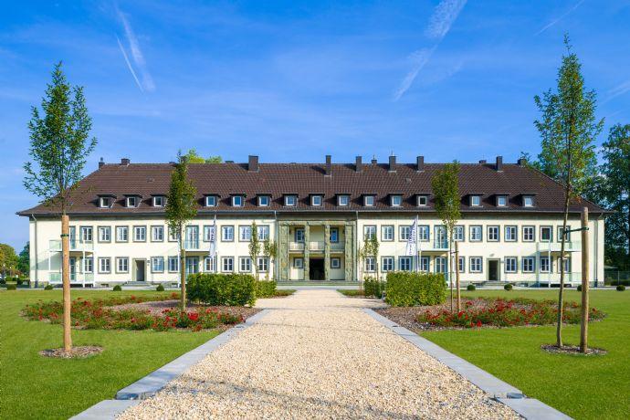 Jugendstil Loft mit Balkon in schöner Wohnlage von Lippstadt!