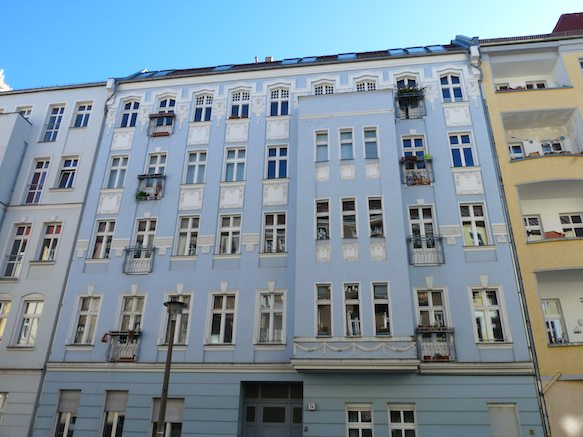 3,5 Zimmer in Berlin Prenzlauer Berg!