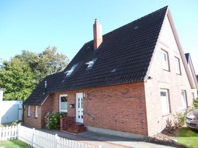 Ferienwohnungen MAKRELE (ca. 90 m²) und HERING (ca. 48 m²)