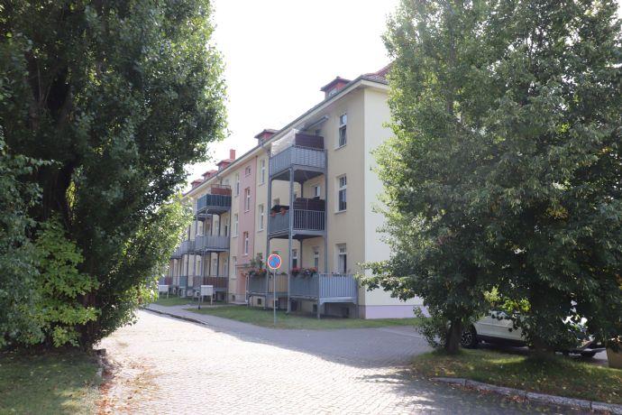 4-Zimmer-Wohnung zum Kauf in schöner Wohnanlage in der Lutherstadt Wittenberg