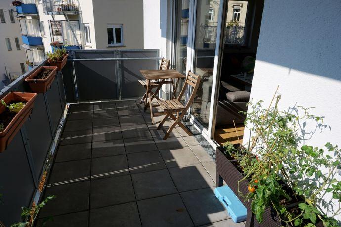 Schicke 3-Zimmer-Wohnung mit Balkon in begehrter Wohnlage