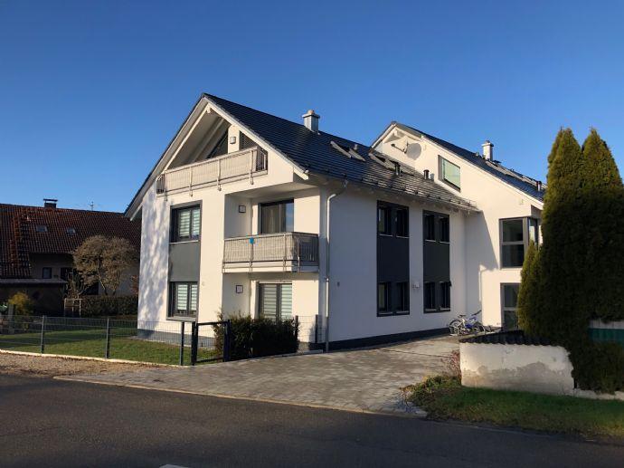 Exklusive 5-Zimmer-Wohnung mit Dachterrasse und Balkon