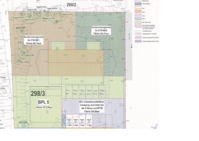 Baugrund für MFH und Garagen, mit Baugenehmigung, in Radebeul West zu verkaufen