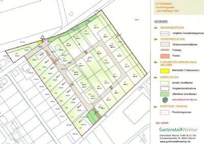Baugrundstücke in Ettersburg Am Keßling (3. BA) ab 500m²