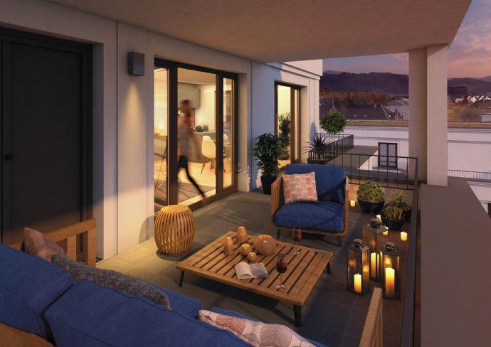 Tolle 4-Zimmer-Wohnung in Freiburg - my urban living in der Eugen-Martin-Straße