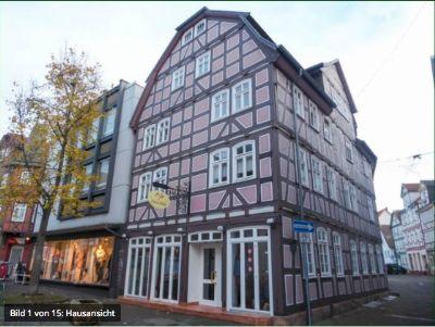 Rotenburg an der Fulda Renditeobjekte, Mehrfamilienhäuser, Geschäftshäuser, Kapitalanlage