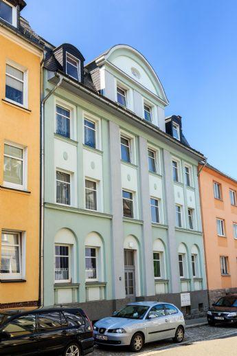 Schöne 3-Raum-Wg mit Balkon und Einbauküche