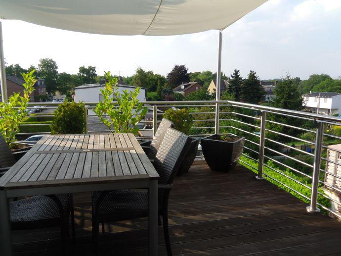 Dachgeschosswohnung für anspruchsvolle Mieter