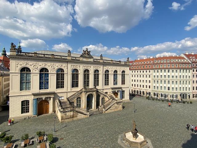 4 Zimmer Wohnung in Dresden (Innere Altstadt)