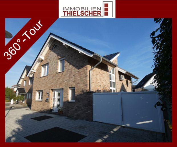 Modernes, freistehendes Einfamilienhaus mit Garage und Stellplatz, in ruhiger Lage von Übach-Palenberg