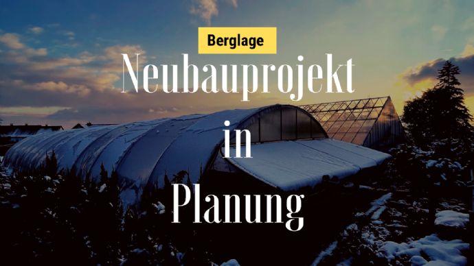 Neubauprojekt Mehrfamilienhaus in Berglage in