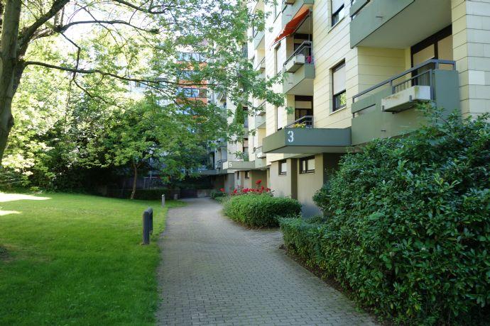 Diese Wohnung wird Ihnen gefallen! Balkon in der 3. Etage 3,5-Raum-Wohnung
