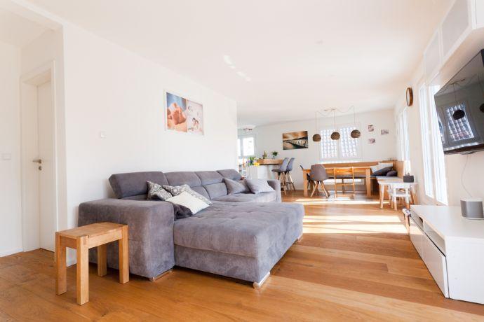 4 5-Zimmer-Neubauwohnung im KFW55 Effizienz