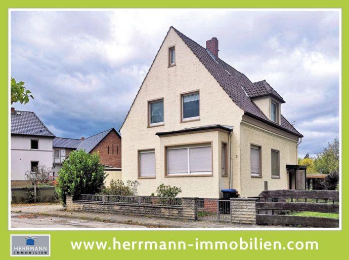 Gepflegtes EFH bzw. ZFH in der Kurstadt Bad Münder