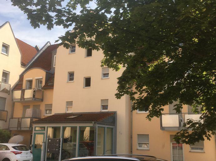 2-Zimmer-Eigentumswohnung im 2. Obergeschoss in Offingen inkl. Außenstellplatz und Balkon