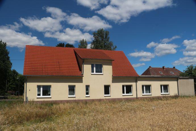 Wohnen und Arbeiten unter einem Dach auf dem Land - Nähe Calau