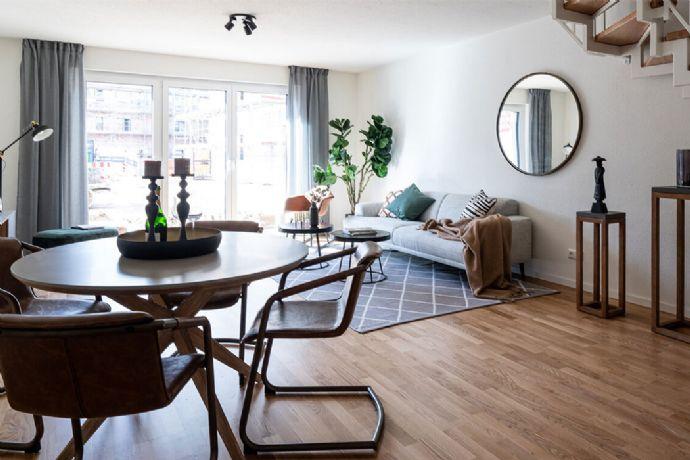 Ein Wohntraum für die ganze Familie - Reihenhaus in Hamburg Kichsteinbek