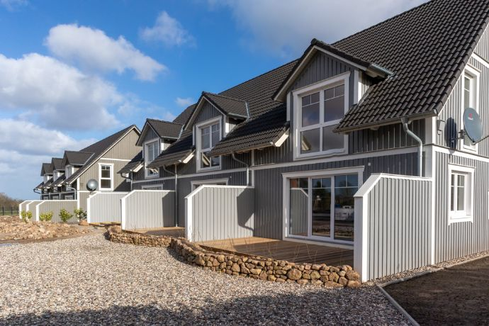 Neubau: REH in unmittelbarer Ostseelage