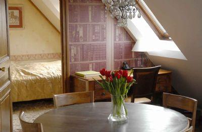 Traumhafte Wohnung im Herzen von Paris