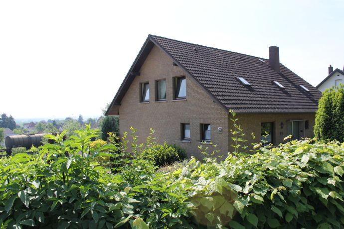 Einfamilienhaus mit schönem Ausblick und weiterem Baufenster!