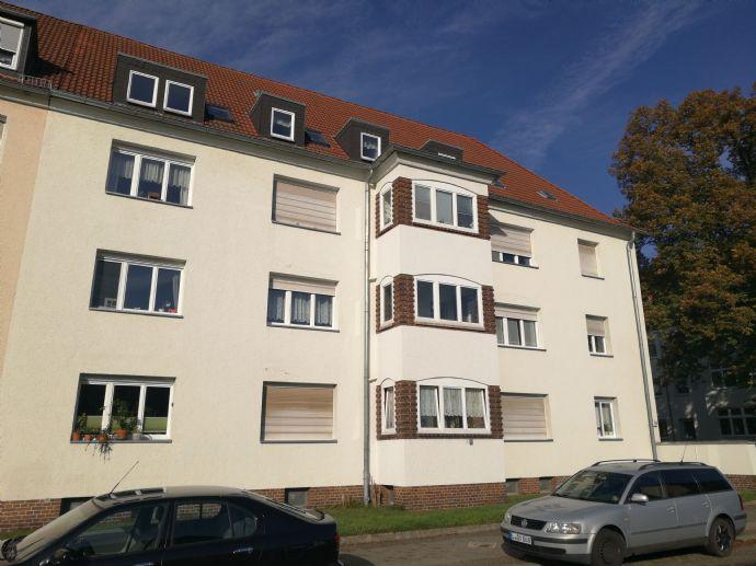 2,5-Zimmer-Wohnung mit Balkon - ruhig gelegen!