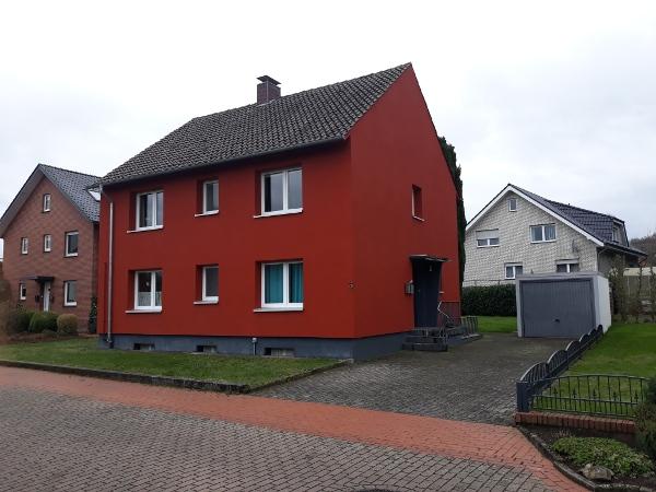 Saniertes Zweifamilienhaus im Zentrum von Westerkappeln