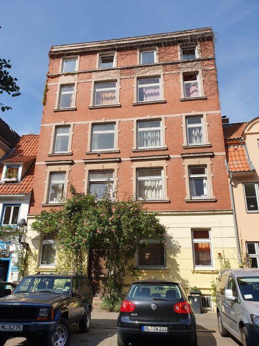 Helle, ruhige Altstadtwohnung in Kanalnähe