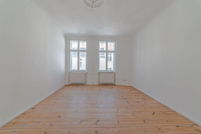 Gleimkiez - Helle klassische 2-Zimmer Altbau Wohnung