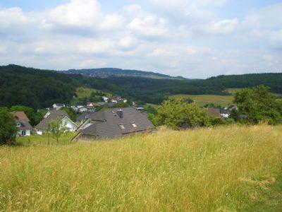 Grundstück, unverbaubare Aussicht, voll erschlossen
