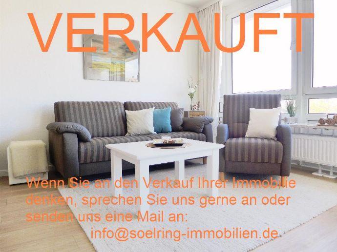 VERKAUFT ! SONNIGE CITY-Wohnung mit WEST-LOGGIA und TG-Stellplatz