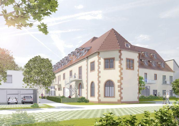 Wohnen im Klosterhof : Ambiente - Historie - Wohnkomfort