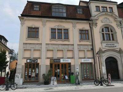 Kulmbach Ladenlokale, Ladenflächen