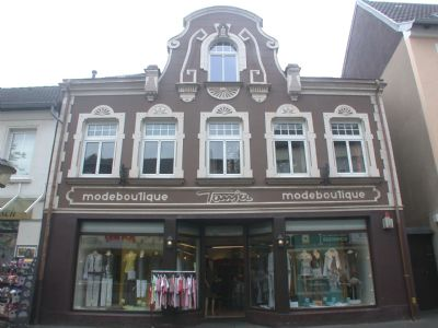 Bergheim Ladenlokale, Ladenflächen