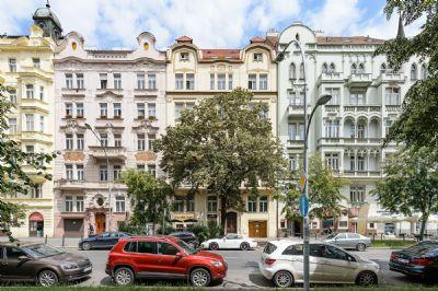 Prag Renditeobjekte, Mehrfamilienhäuser, Geschäftshäuser, Kapitalanlage