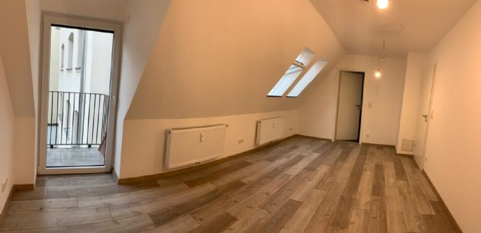 Exclusive 2-Zimmer-Wohnung in der Altstadt