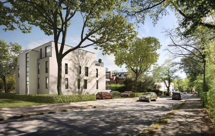 In Kürze fertiggestellt: Attraktive Kapitalanlage! 2-Zimmer-Maisonette-Neubauwohnung
