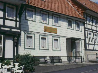 Urlaub im Harz - Haus Grund No. 177, FW 2, Manfred Gärtner