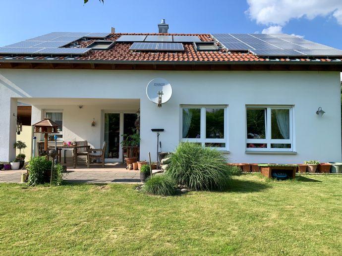 Wohnen wo andere Urlaub machen! Einfamilienhaus in Oberaudorf