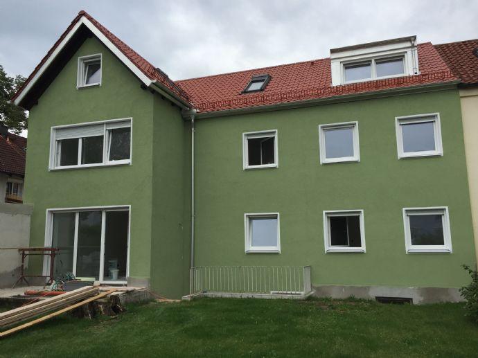 Erding/Klettham - großzügige 7 Zimmer Maisonettewohnung im OG/DG mit Dachterrasse - Erstbezug!