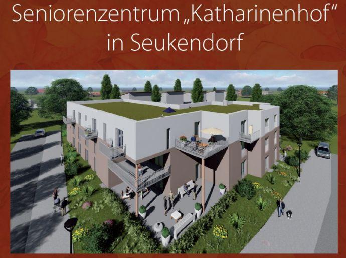 2,5 Zimmer-Wohung für Senioren im neuen Seniorenzentrum Seukendorf - Betreutes Wohnen