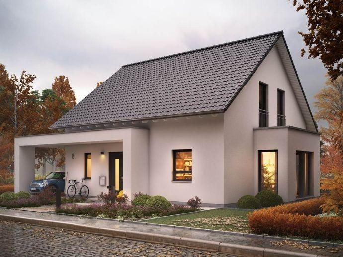 Traumhaus mit Galerie und Garten Fernblick! Neubau in Schwaney!