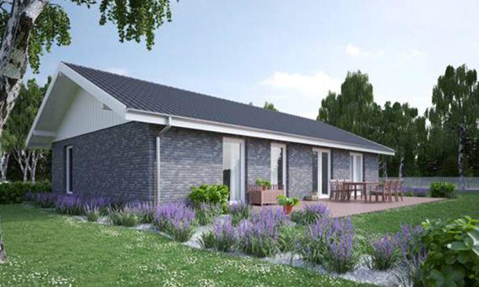 Altersgerechter Neubau Bungalow Typ Jütlandhaus 104 m² in Wahrsow!