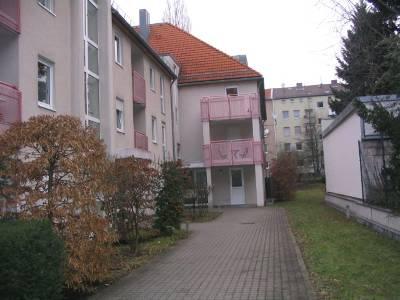 modernes freundliches sonniges Apartement kmplett