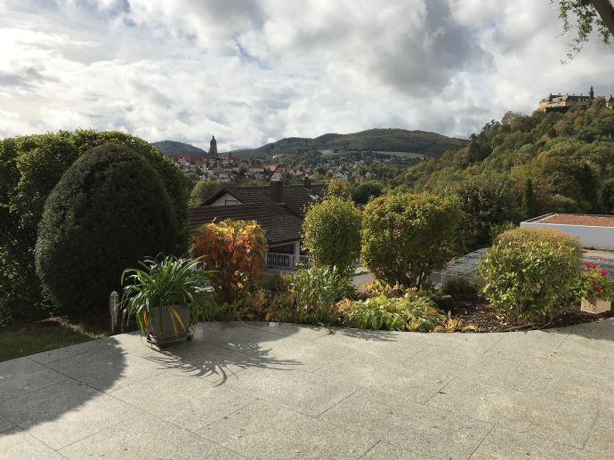 Sonnige Wohnung mit Panoramablick, 93qm Wohnfläche plus 15qm Terrasse
